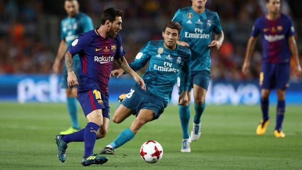 Sergio Ramos 'engaña' a Messi con darle el balón… y lo avienta