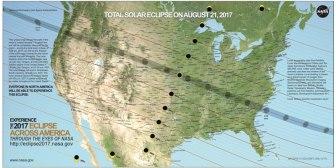Amazon retira gafas falsas para ver eclipse solar del 21 de agosto de 2017