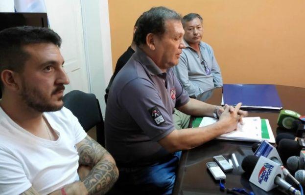 Crisis en el fútbol boliviano y se suspenden los partidos de mañana