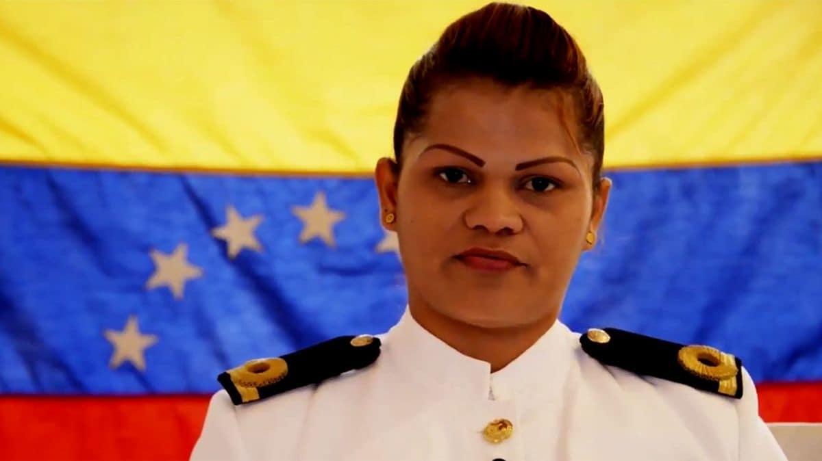 El comunicado de la primera mujer militar que se rebeló contra la dictadura de Nicolás Maduro en Venezuela