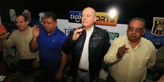 Carlos Ribera, nuevo presidente de la Liga