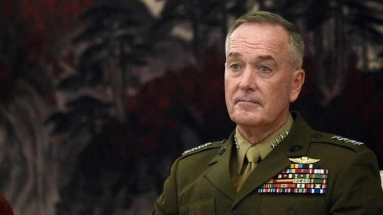 Joseph Dunford, jefe del Estado Mayor de la Defensa de Estados Unidos. (Reuters)