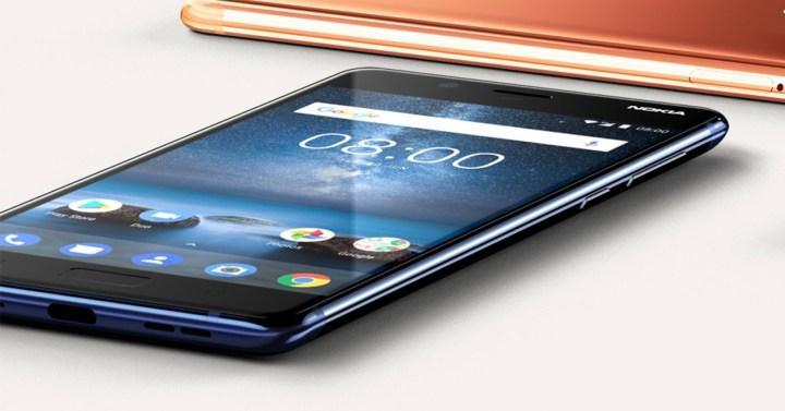Posible Nokia 9 con la pantalla más grande que la del Nokia 8