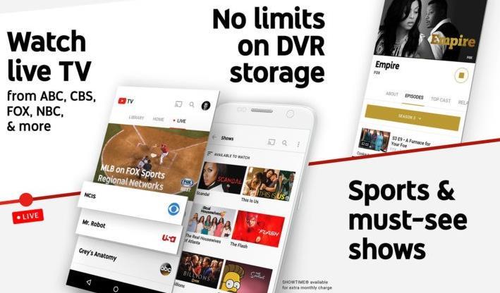 YouTube TV se expande a 14 ciudades de Estados Unidos