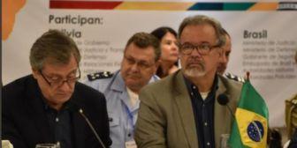 Ministro de Brasil confirma que Comando PCC delinque en Bolivia y Paraguay