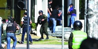 Eurochronos: familiares de víctima sospechan que Policía rompió protocolo de seguridad