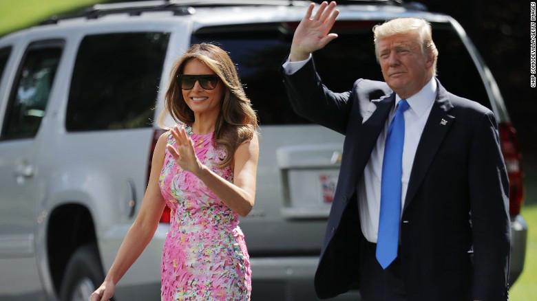 Los Trump desisten de asistir a los premios Kennedy