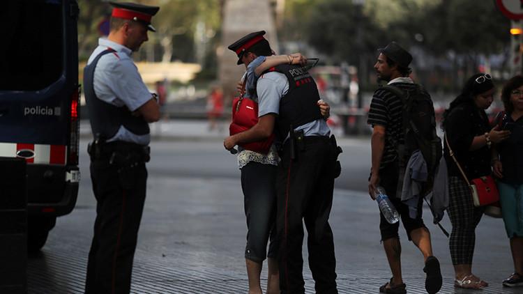 Estudian mensaje en el que el Estado Islámico se atribuye incidente en la Diagonal de Barcelona