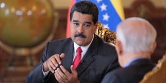 """Nicolás Maduro insiste en que convocará """"cumbre mundial de solidaridad"""" con Venezuela"""
