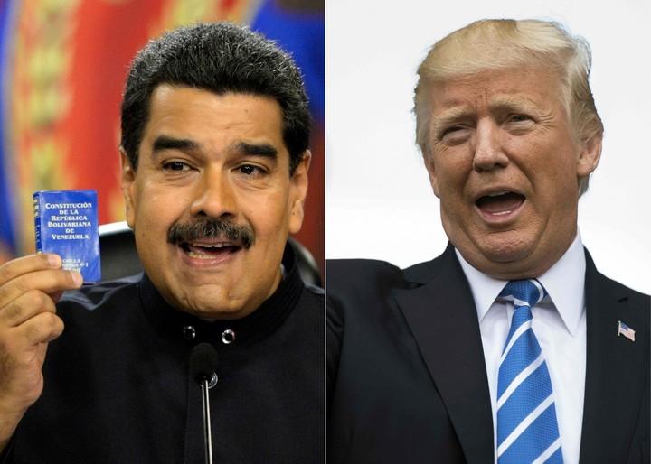 Maduro: Venezuela es centro de campaña de difamación mundial