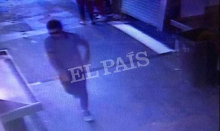 Otra foto del sospechoso La Boquería (Reuters)