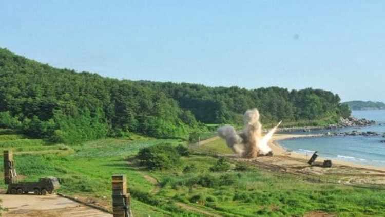 Corea del Sur y EEUU realizaron ejercicio militares conjuntos
