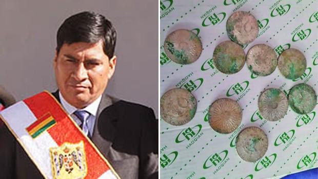 Gobernador de Potosí pide a mineros entregar el tesoro encontrado en Colquechaca