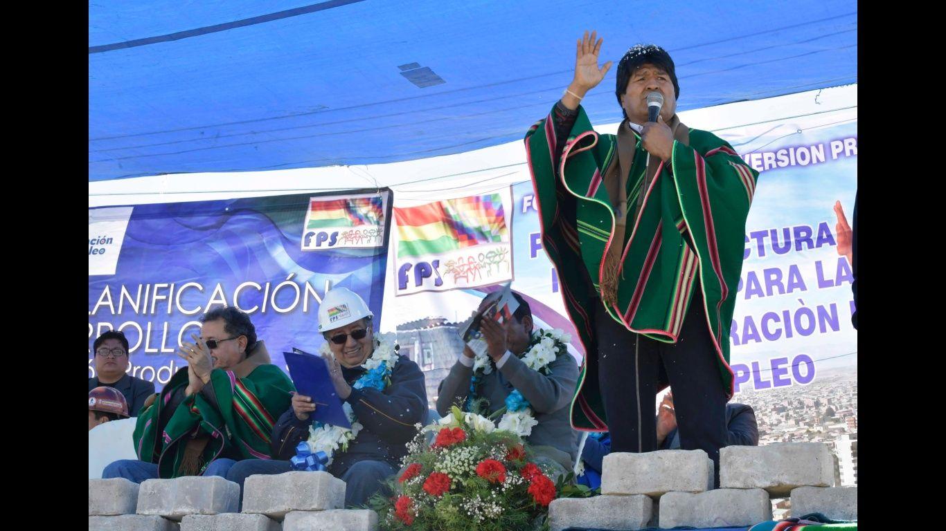 Gobierno bolivariano busca apoyos en el exterior