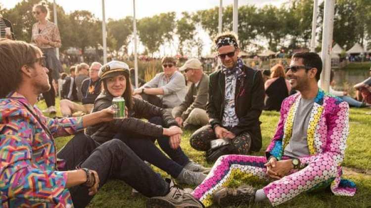 Lowlands: diseño, verano, música y cerveza.