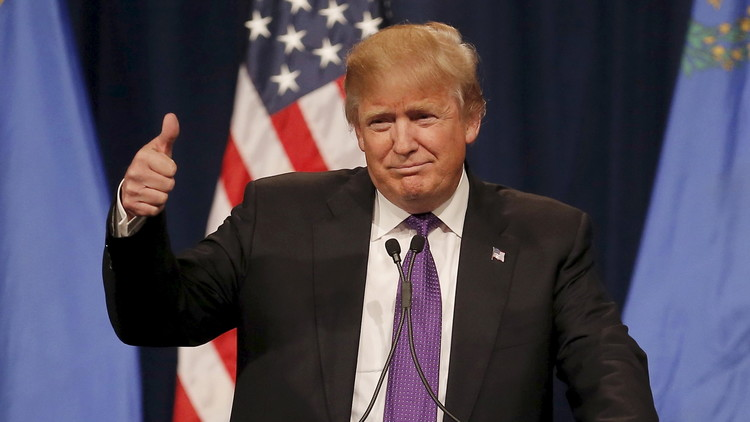 Trump cree que Kim Jong-un