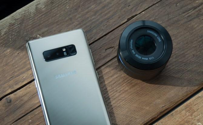 Así funciona la doble cámara del Samsung Galaxy Note 8
