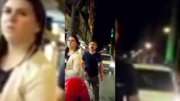 Hombre transmitió en vivo cómo fue arrollado por un vehículo