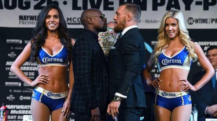 La pelea será en el T-Mobile de Las Vegas (AFP)