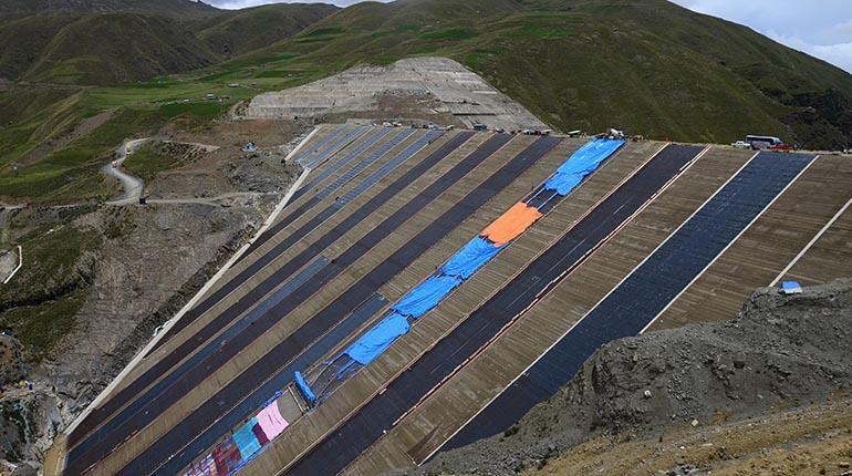 Resultado de imagen de en represa Misicuni