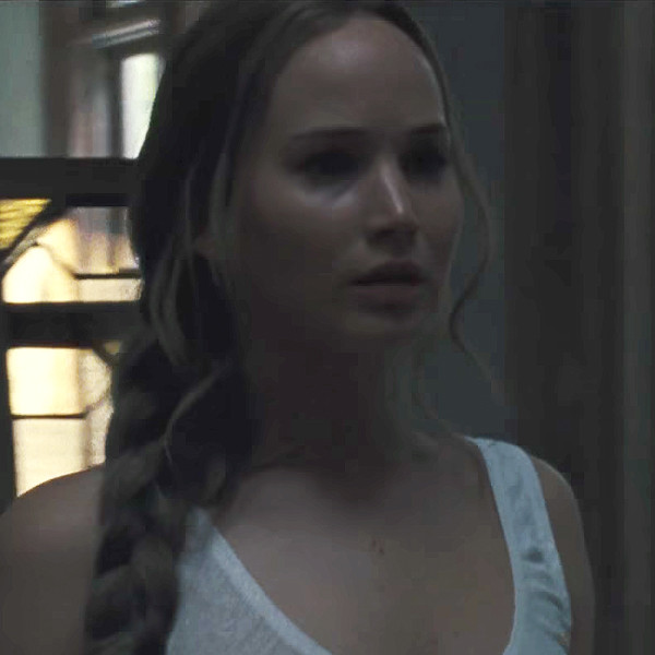 Mother!, Jennifer Lawrence