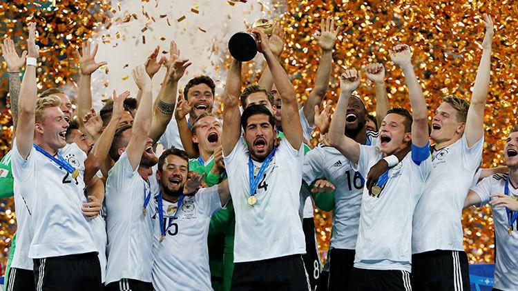 Resultado de imagen para alemania campeon confederaciones