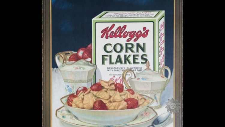 Antes de la popularización de los cereales, el desayuno tenía grasas animales y sal en abundancia. (Foto: CBS)