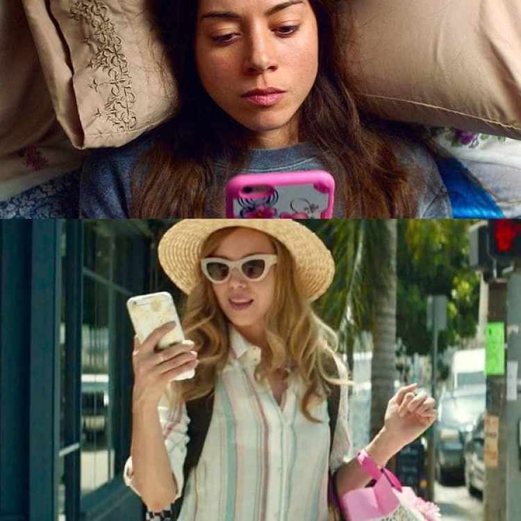 Aubrey Plaza interpreta a una joven que, tras perder a su madre, se deja llevar por lo que consume en redes con resultados para nada beneficiosos