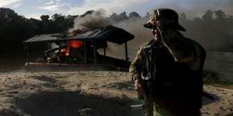 El gobierno de Michel Temer dio marcha atrás sobre la decisión de permitir la explotación minera en una reserva amazónica