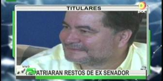 Video titulares de noticias de TV – Bolivia, noche del miércoles 16 de agosto de 2017