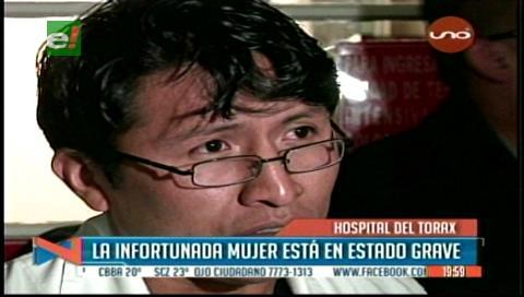 Médico dice que no desahució a Chacón y su familia pidió el alta