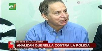 Caso Eurochronos: Analizan querella contra la Policia por muerte de Lorena Torrez
