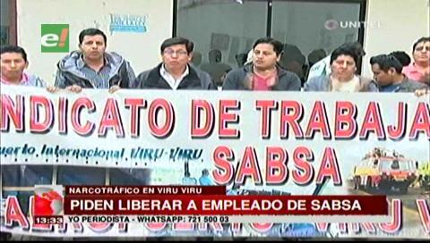 Los trabajadores de Sabsa en emergencia