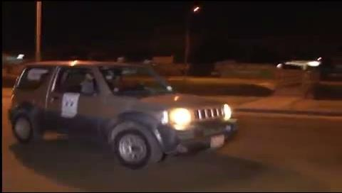Vehículo de la Alcaldía cruceña fue encontrado en un boliche