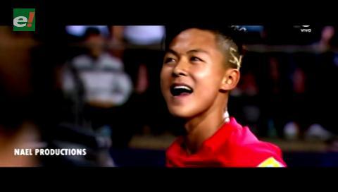 Lee Seung-woo se marchó del Barcelona