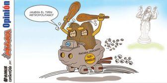 Caricaturas de Bolivia del sábado 19 de agosto de 2017