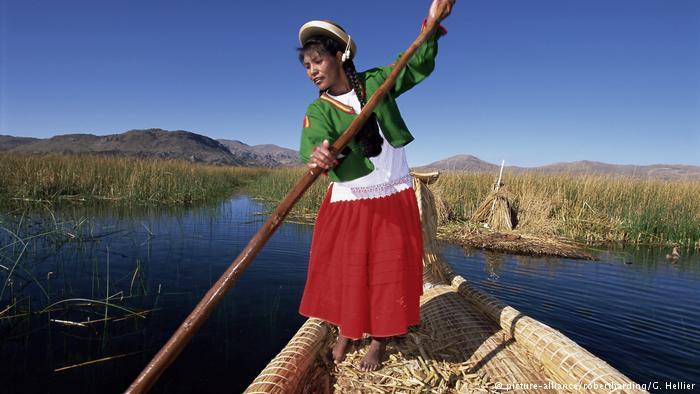 Peru Titicacasee (picture-alliance/robertharding/G. Hellier)