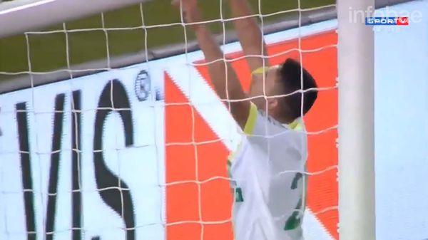 Alan Ruschel marcó el gol más emotivo de su carrera