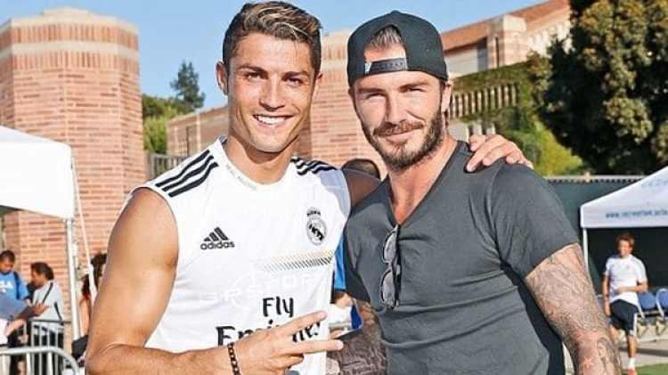 Cristiano Ronaldo podría sumarse al proyecto de Beckham al terminar su contrato con el Real Madrid