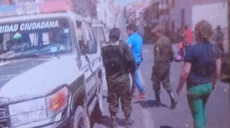 Viceministro de Seguridad Ciudadana aprehendido por atropellar a una niña