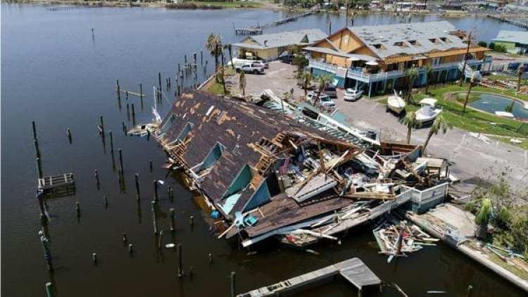 Las autoridades advierten que llevará tiempo la reconstrucción de Texas (Reuters)