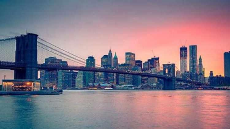 El agua que rodea la isla de Manhattan puede subir dos metros este siglo.