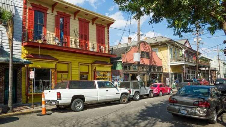 El riesgo de una repetición de la tragedia de 2005 es alto en la ciudad de Louisiana.(Shutterstock)