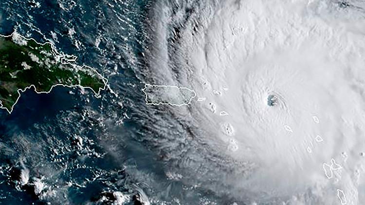 Ministra francesa de Ultramar: Irma