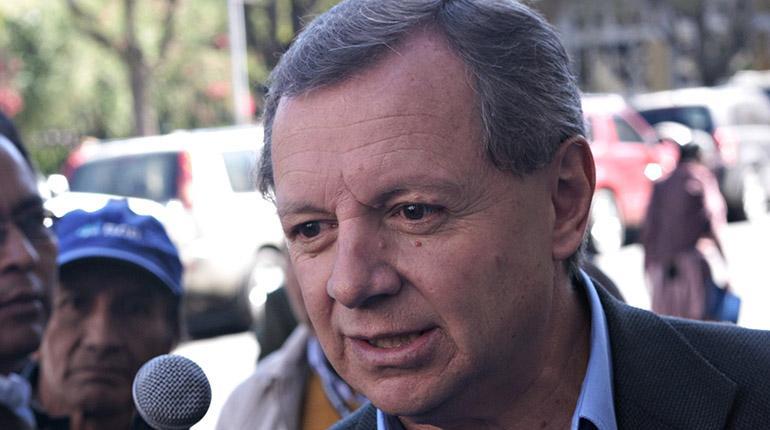 Heraldo Muñoz: Perdimos con un equipo rústico y por la altura