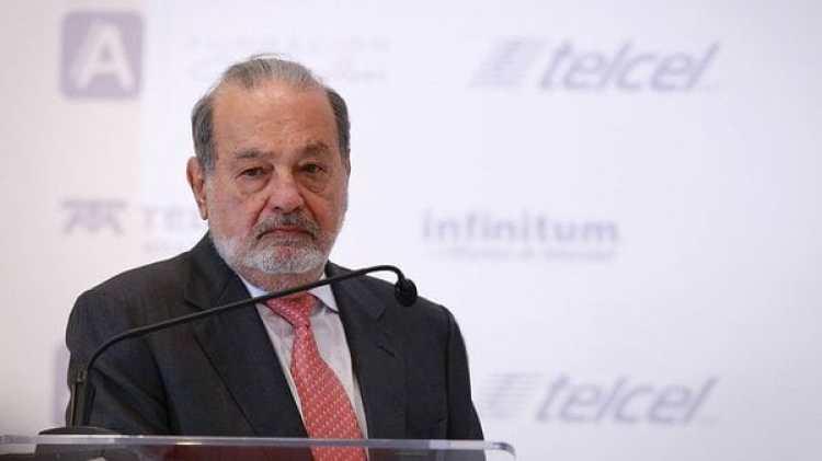 Carlos Slim posee un aproximado de 180 empresas.