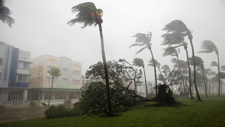 De terror: así podría verse Miami tras el paso del huracán Irma