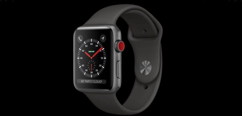Apple Watch con LTE desvelado en iOS 11 GM