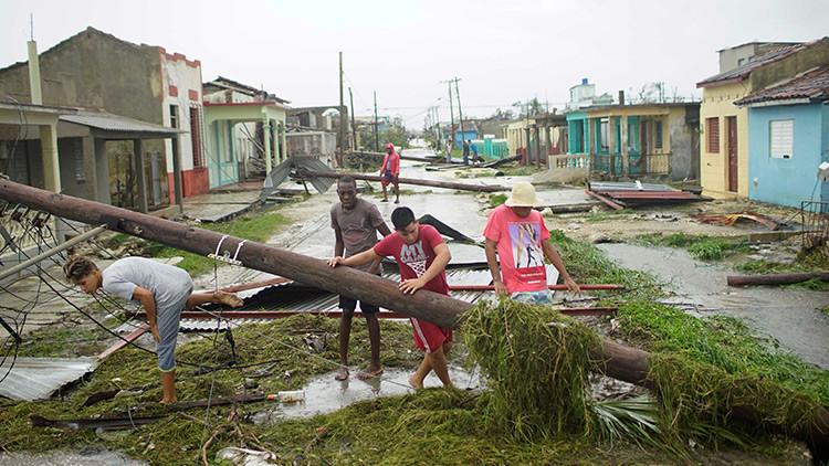 Isla por isla: La destrucción causada por el huracán Irma