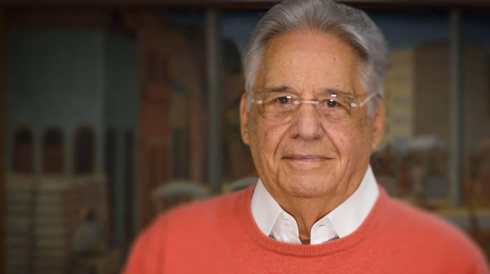 Entrevista com Fernando Henrique Cardoso